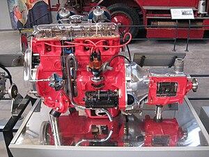 Volvo B18 engine - Volvo B18 engine