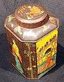Voorraadbus voor thee van N Bonten theehandel 1820, Dordrecht, ca. 1900 pic9.JPG
