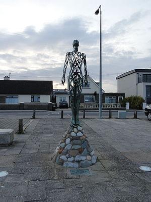 Laytown - Beachfront sculpture Voyager