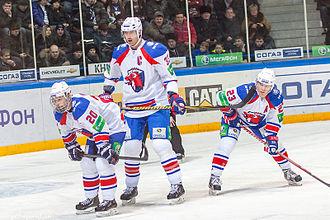 HC Lev Praha - HC Lev Praha players in KHL