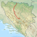 Vrbas river highlight.png