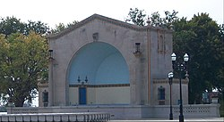 W.D. Petersen Memorial Music Pavilion.jpg