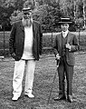 W. G. Grace and future King Edward VIII, Prince of Wales.jpg