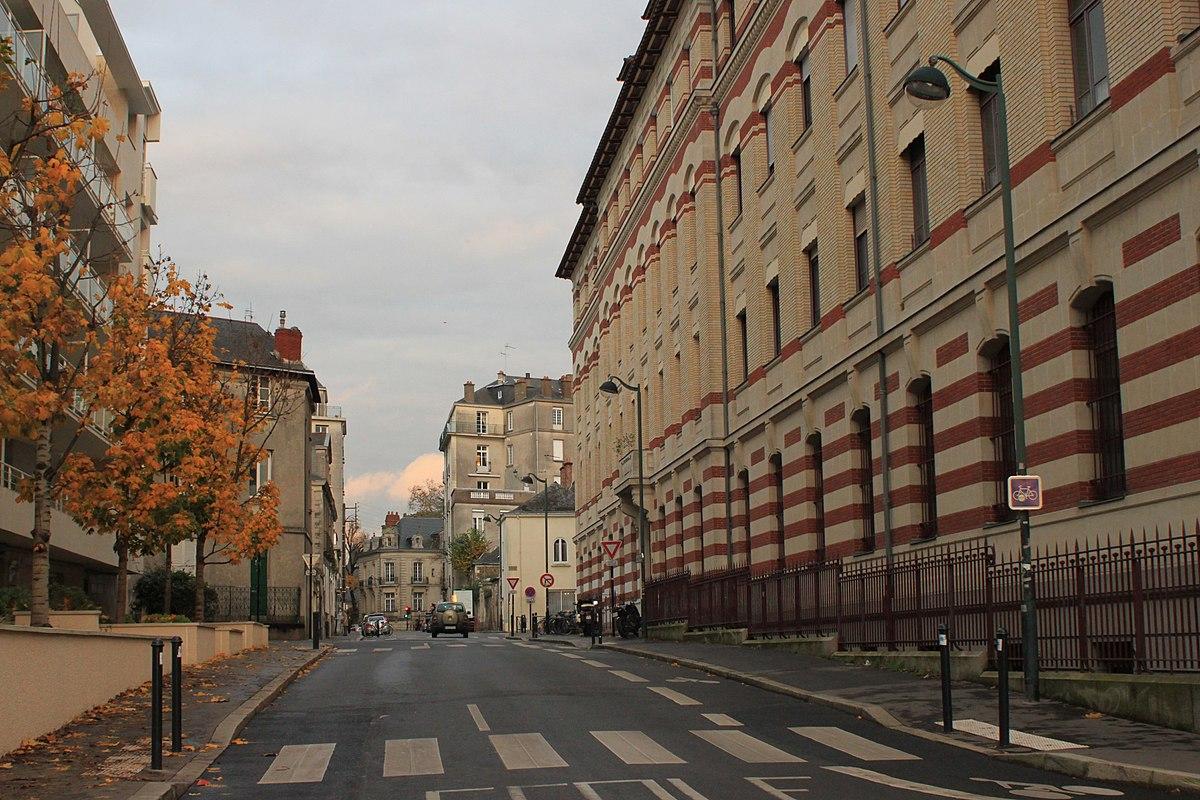 Rue Marie-Anne-du-Boccage — Wikipédia