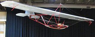 WACO Primary Glider