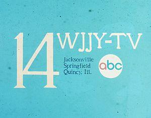 WJJY-TV - Image: WJJY TV Station ID, August 18, 1969 September 15, 1971