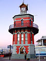 WLM Clock Tower, Table Bay Harbour, Cape Town (DSCF3127).jpg