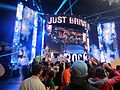 WWE The Rock's Titantron (8467516524).jpg