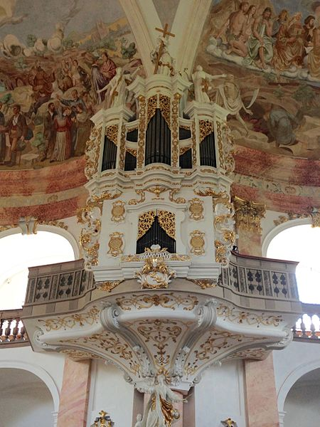 Datei:Waldsassen Kappel Orgel.jpg