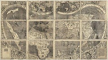 Waldseemüller map
