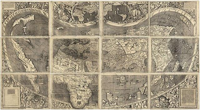 Tại sao Columbus tìm ra châu Mỹ nhưng châu lục này lại được gọi là America chứ không phải Columbusia?