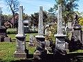 Walker Obelisks, Lebanon Church Cemetery, 2015-10-23, 01.jpg
