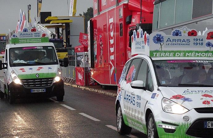 Wallers - Tour de France, étape 5, 9 juillet 2014, arrivée (A19).JPG