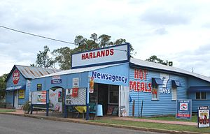 Wallumbilla, Queensland - Newsagency and general store