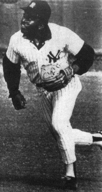 Walt Williams (baseball) - Image: Walt Williams 1975