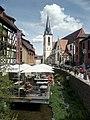 Walzbach, Weingarten, Katholische Kirche, Terrasse Walk'sches Haus.jpg