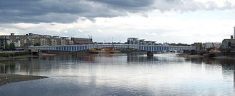 Wandsworth Bridge - Image: Wandsworth Bridge