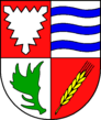 Coat of arms of Wangels