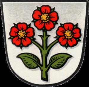 Hünstetten - Image: Wappen Beuerbach (Hünstetten)