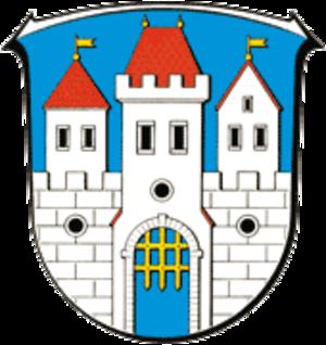 Fischbachtal - Image: Wappen Fischbachtal
