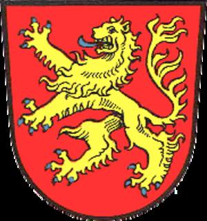 Frankenau - Image: Wappen Frankenau