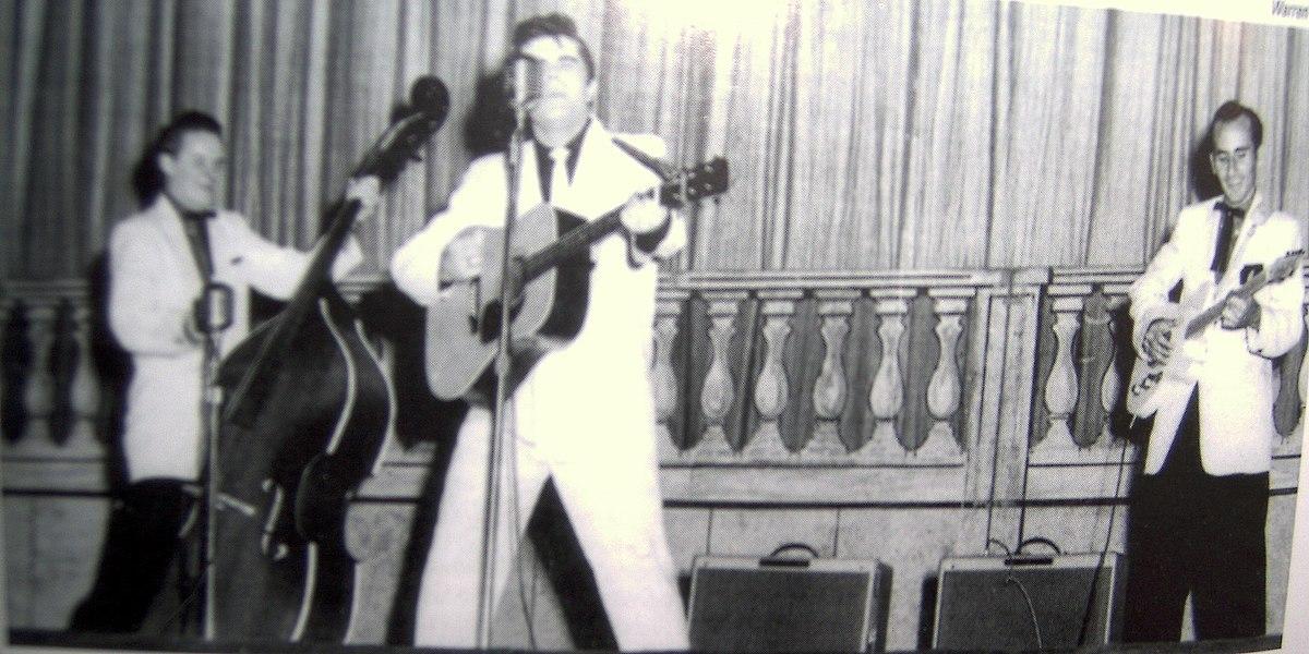 Warren Smith (singer) - Wikipedia