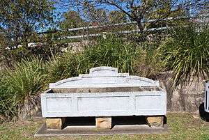 Warrimoo, New South Wales - Image: Warrimoo Bills Horse Trough