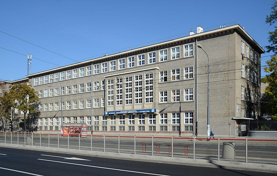Faculty of Power and Aeronautical Engineering of Warsaw University of Technology