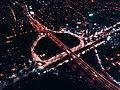 Waru Interchange and City of Tomorrow Superblocks, bordering with Surabaya and Sidoarjo (July 2018)..jpg