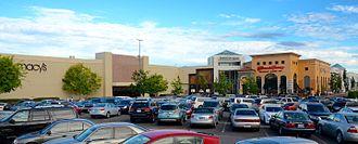 Washington Square (Oregon) - Image: Washington Square mall northwest corner 2015