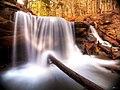 Waterfall at Dundas Peak, Ontario.jpg