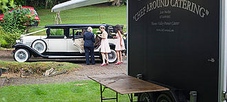 Catering - An example of wedding catering