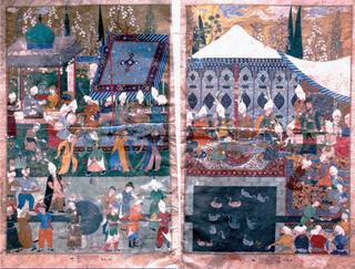Timurud military commander