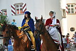 Welfenfest 2013 Festzug 077 Reliquienschenkung.jpg