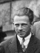 Werner Heisenberg at 1927 Solvay Conference.JPG