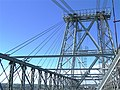 West tower of Newport Transporter Bridge - geograph.org.uk - 557839.jpg