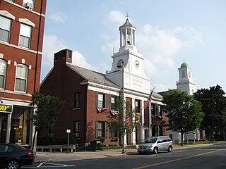 Census-designated place in Massachusetts, United States