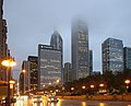 Wet Chicago Evening (15616335925).jpg