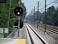 Wickford Junction siding and platform.JPG