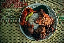 Makanan Khas Jawa Tengah Wikipedia Bahasa Indonesia