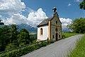 Wiki takes Nordtiroler Oberland 20150605 Ortskapelle Hauland Stams 6929.jpg