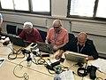 Wikimedia CH team at work MAMCO Geneva 006.jpg