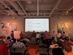 Wikimedia Foundation 2013 Tech Day 1 - Photo 02.jpg