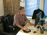Wikimedia Multimedia Team - January 2014 - Photo 18.jpg