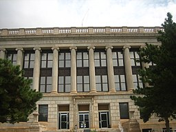 Wilbarger County Courthouse, Vernon, TX Picture 2206.jpg