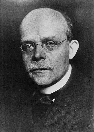 1925 German presidential election - Image: Wilhelm Marx En 1932