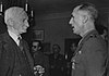 William Beveridge and Pene (Governor of Baden), 1947.jpg