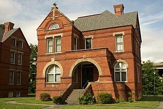 William Enston Home building in South Carolina, United States