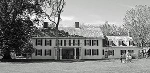 William Floyd House - Image: William Floyd House