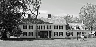 William Floyd House - Image: William Floyd House